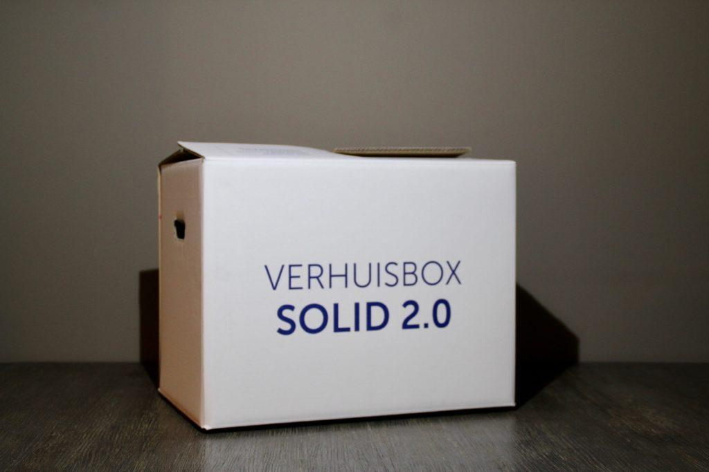 Verhuisbox Solid 2.0 Wit