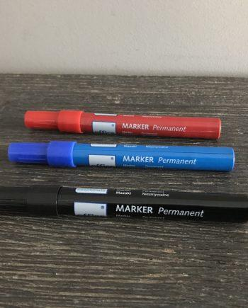 Permanent Marker Set
