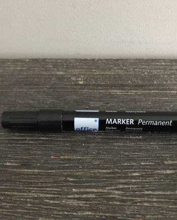 Permanent Marker Zwart